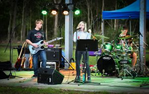 music students perform end of year concert