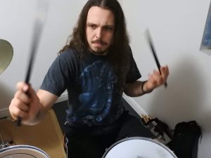 Morgan O'Sullivan Drum Teacher