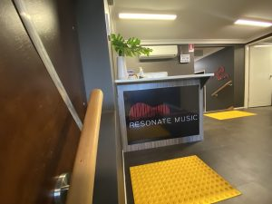 Resonate Music Studio Contact our friendly team today
