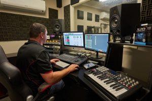 studio recording brisbane capalaba redlands