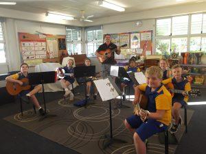School Guitar Program group lessons redlands brisbane